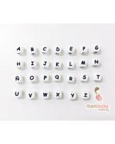 modelo de letras